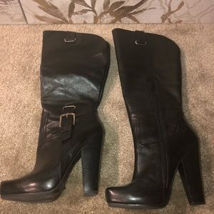 JESSICA Simpson black tall 9